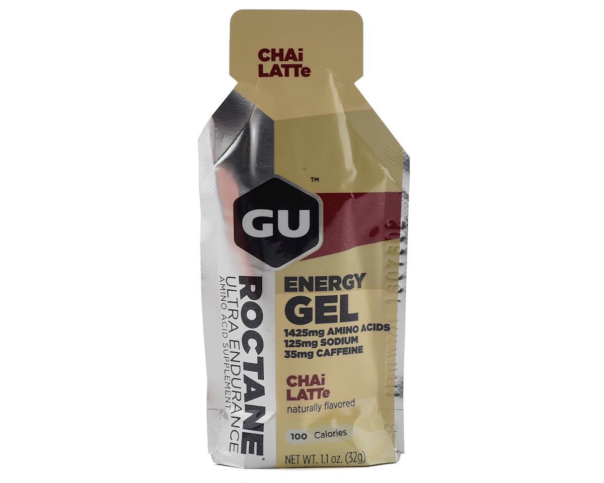 GU Roctane Gel (Chai Latte) (24 1.1oz Packets)