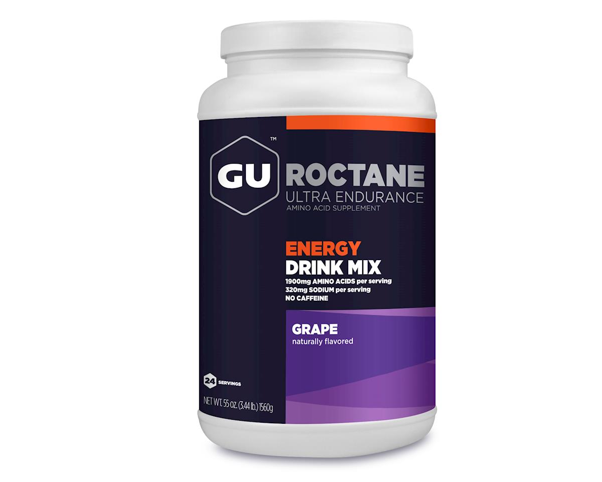 Roctane Energy Drink Mix: Grape, 24 Serving Canister