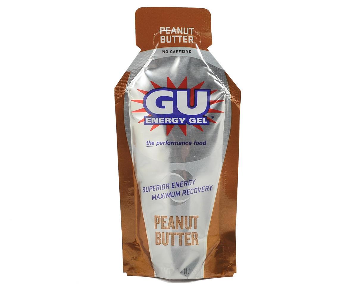 GU Energy Gel (Peanut Butter) (1)