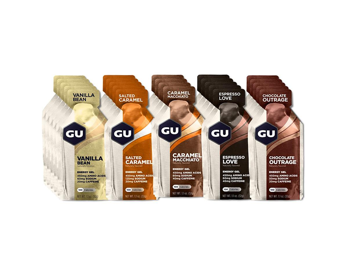 Image 1 for GU Energy Gel Indulgent Flavors Assortment - 24 Pack