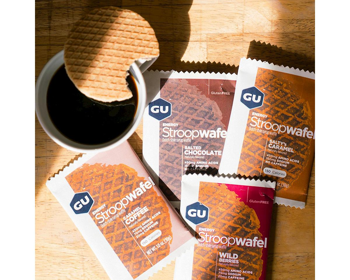 Image 3 for GU Energy Stroopwafel Variety Box - 16 Pack