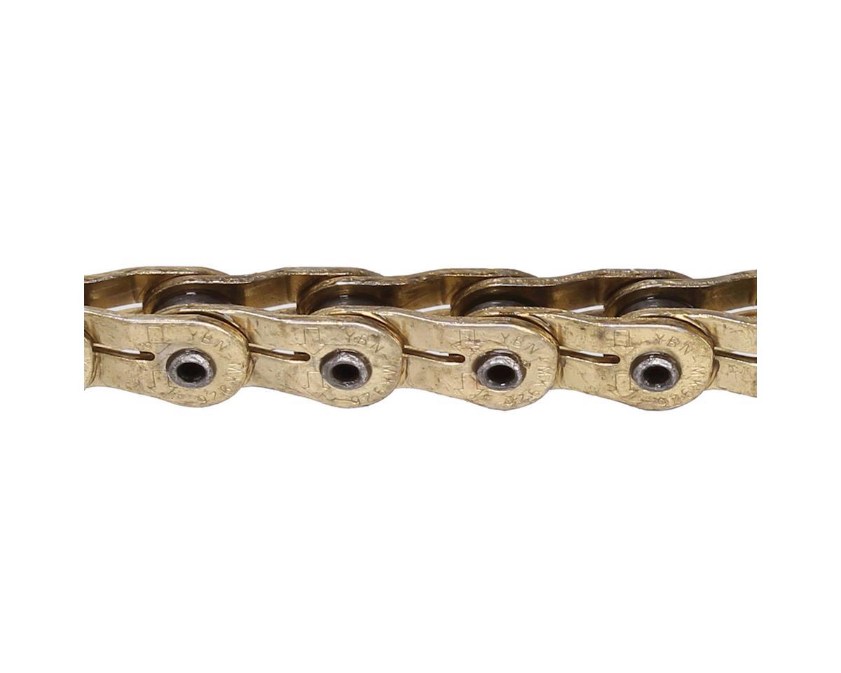 Gusset Bling Slink Half Link Chain