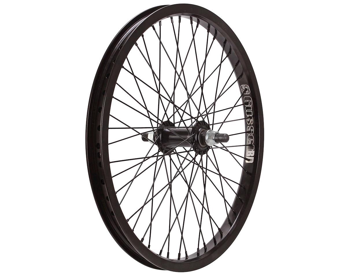 """Black Dog Front Wheel (3/8"""") (48H) (20"""")"""
