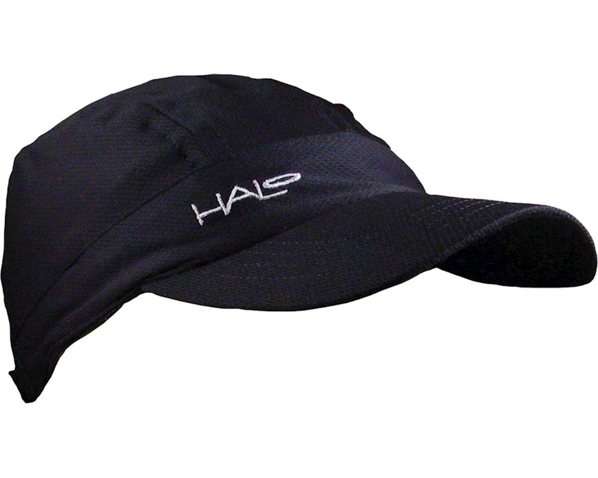 Halo Headbands Sport Hat (Black) (One Size)