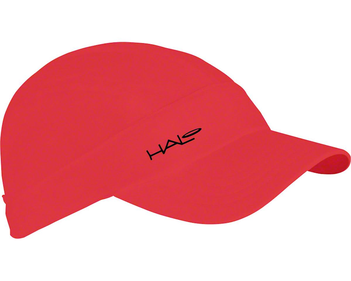 Sport Hat: Red, One Size