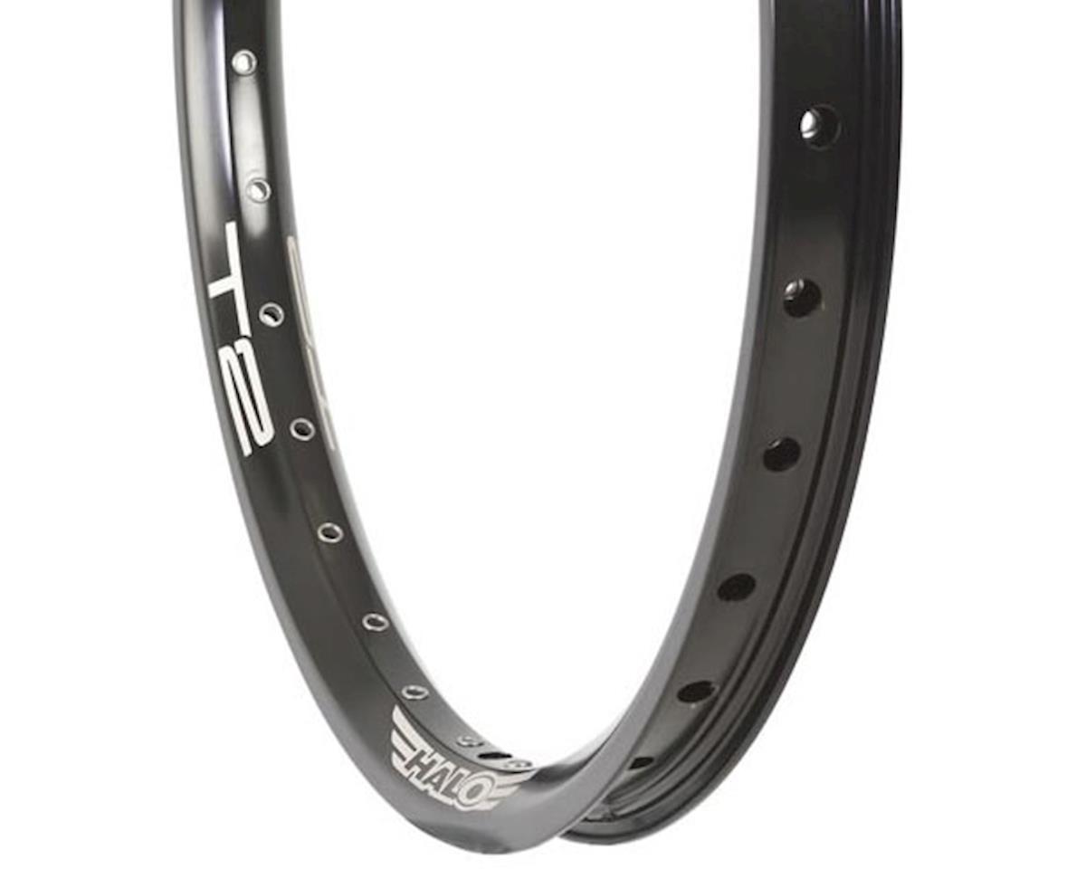 "Halo Wheels T2 24"" rim, 32h - black"