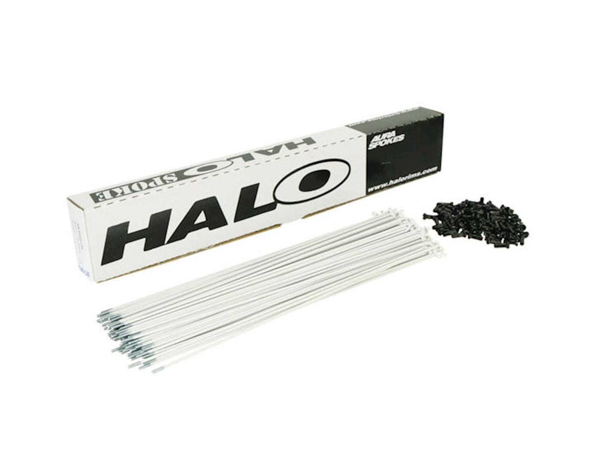 Halo Wheels Aura 14g (white) Spoke