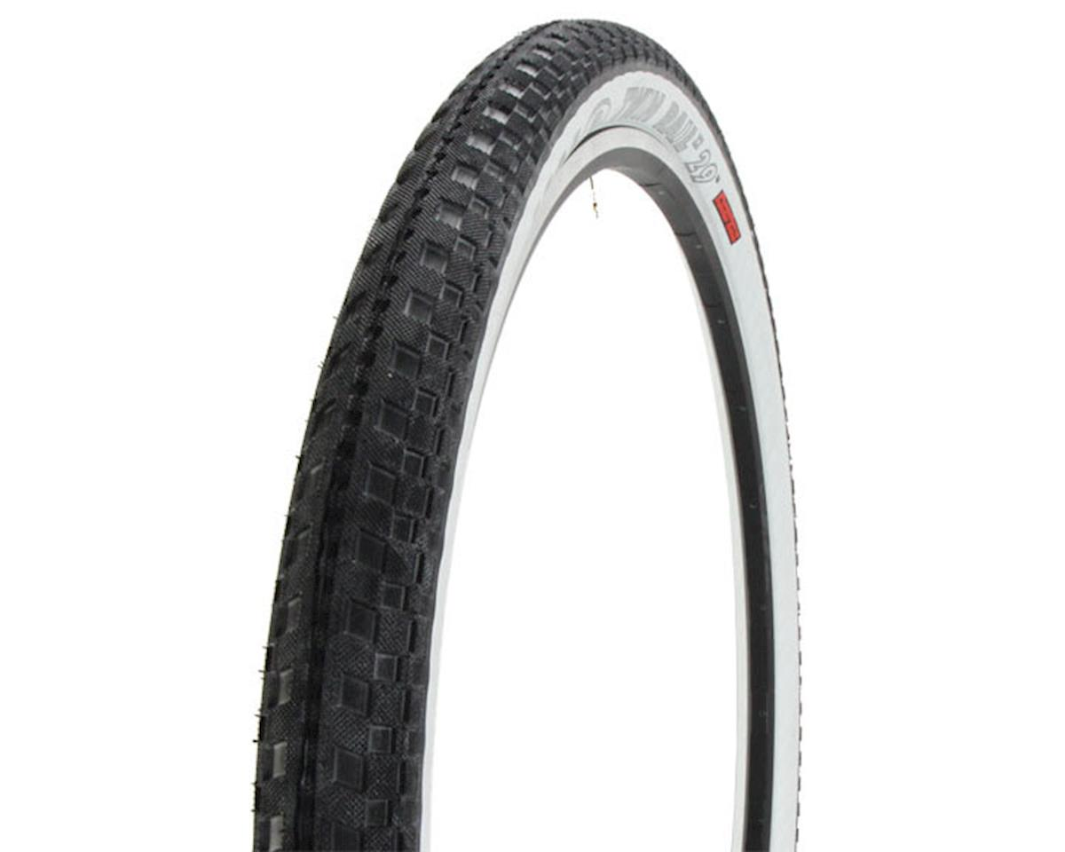 Halo Wheels Twin Rail II Tire (Folding) (Black/White)
