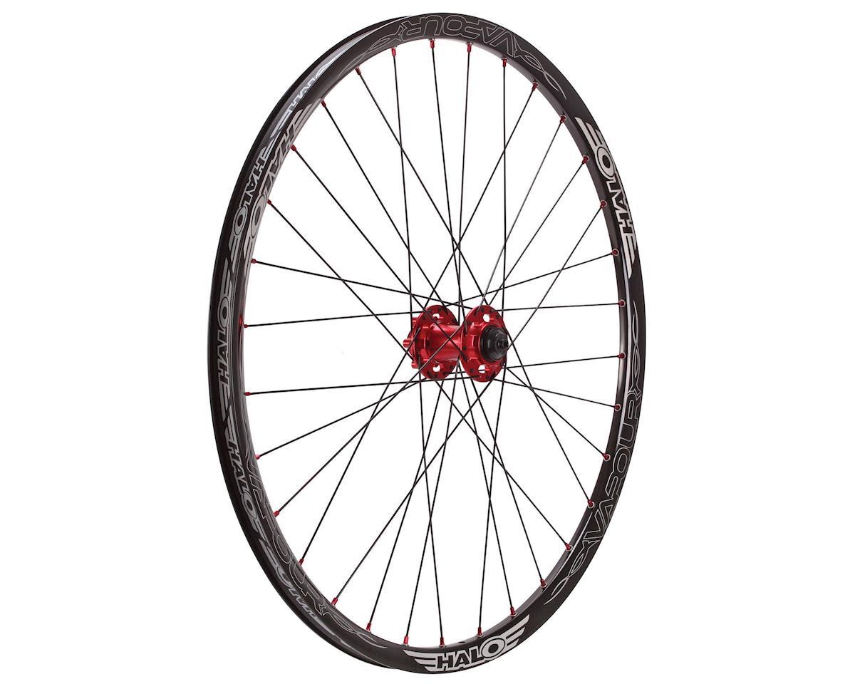 Vapour front wheel, 32h - black