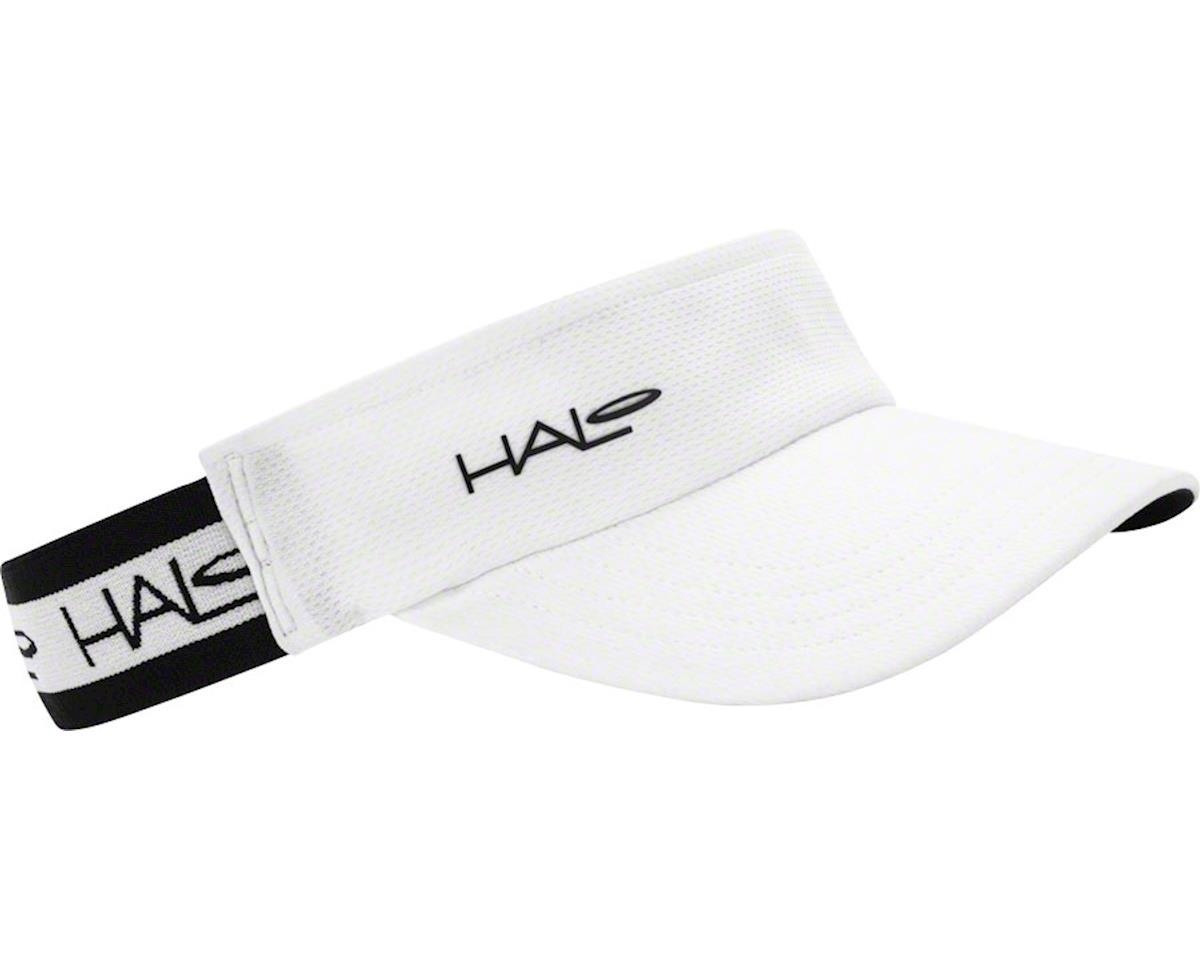 Halo Race Visor (White) (S/M)
