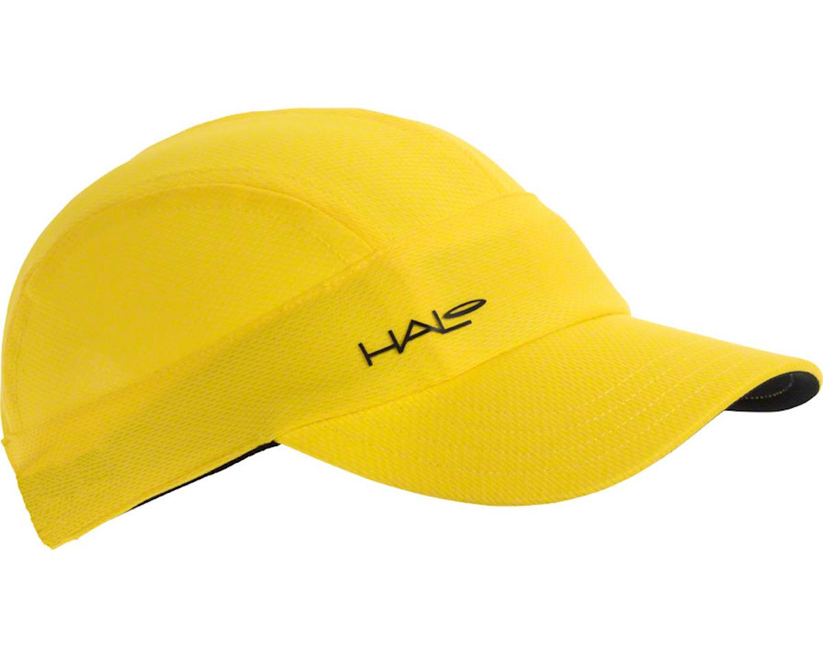 Halo Headbands Sport Hat (Yellow) (One Size)