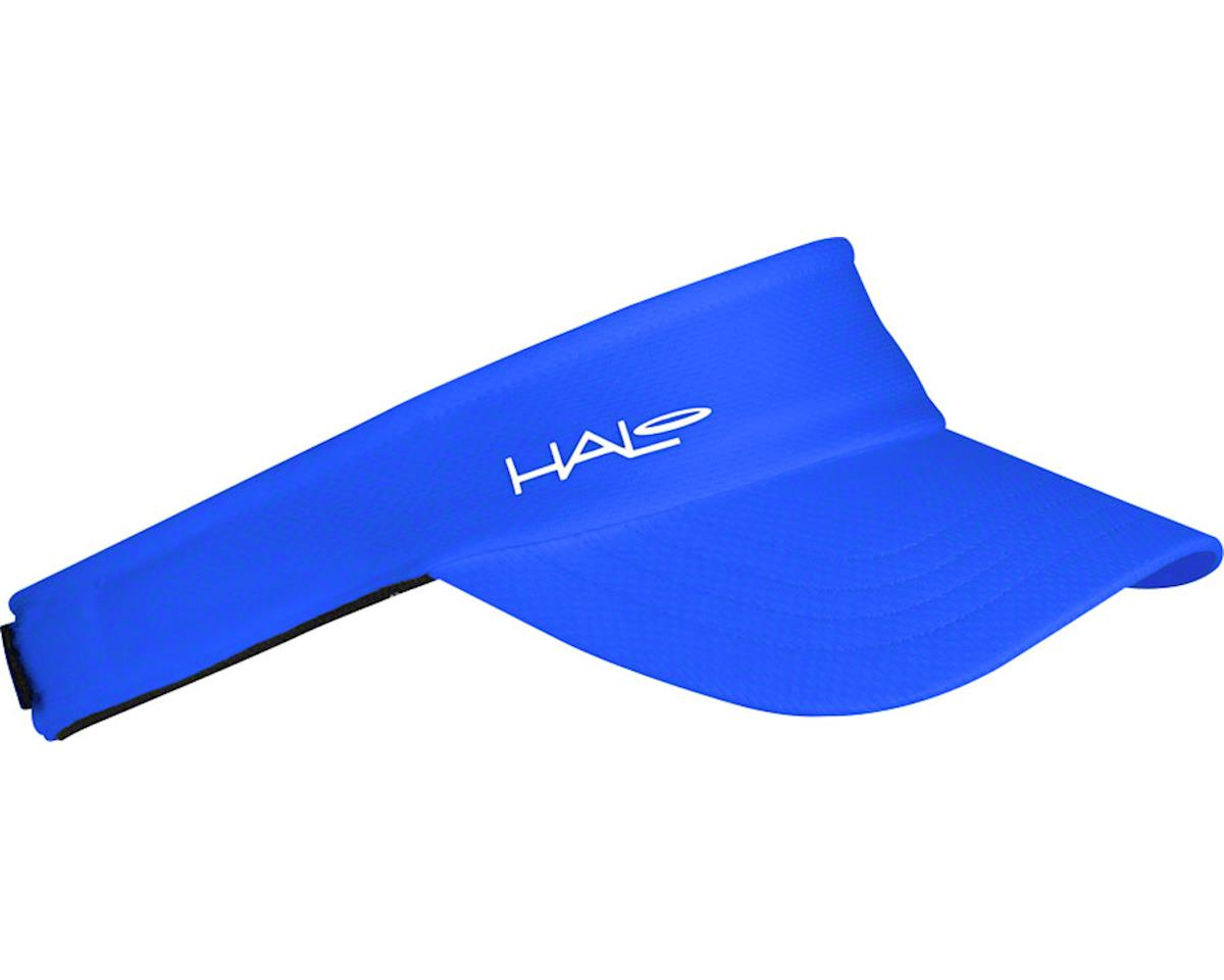 Halo Headbands Sport Visor (Royal Blue) (One Size)