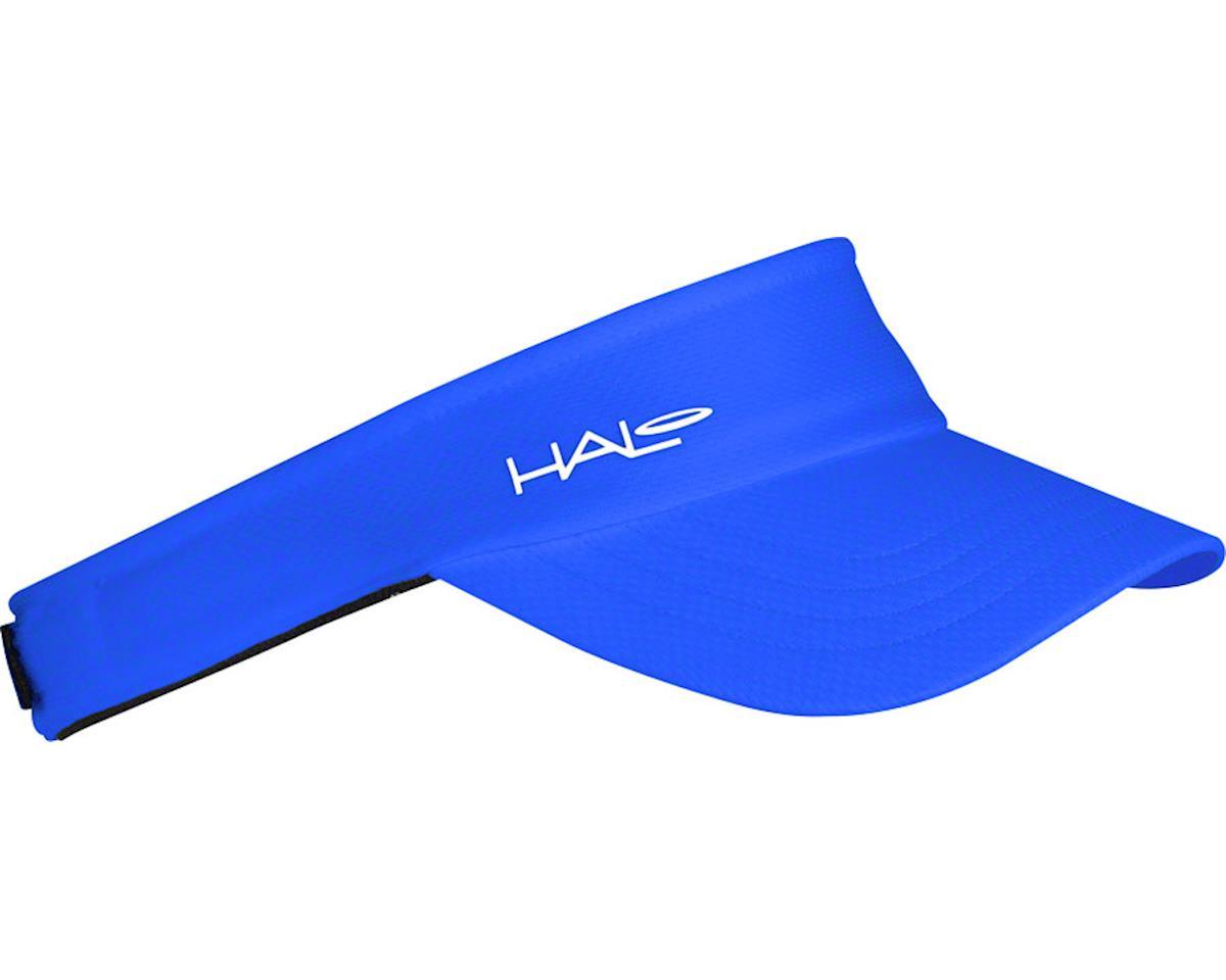 Halo Headbands Sport Visor (Royal Blue) (One Size)