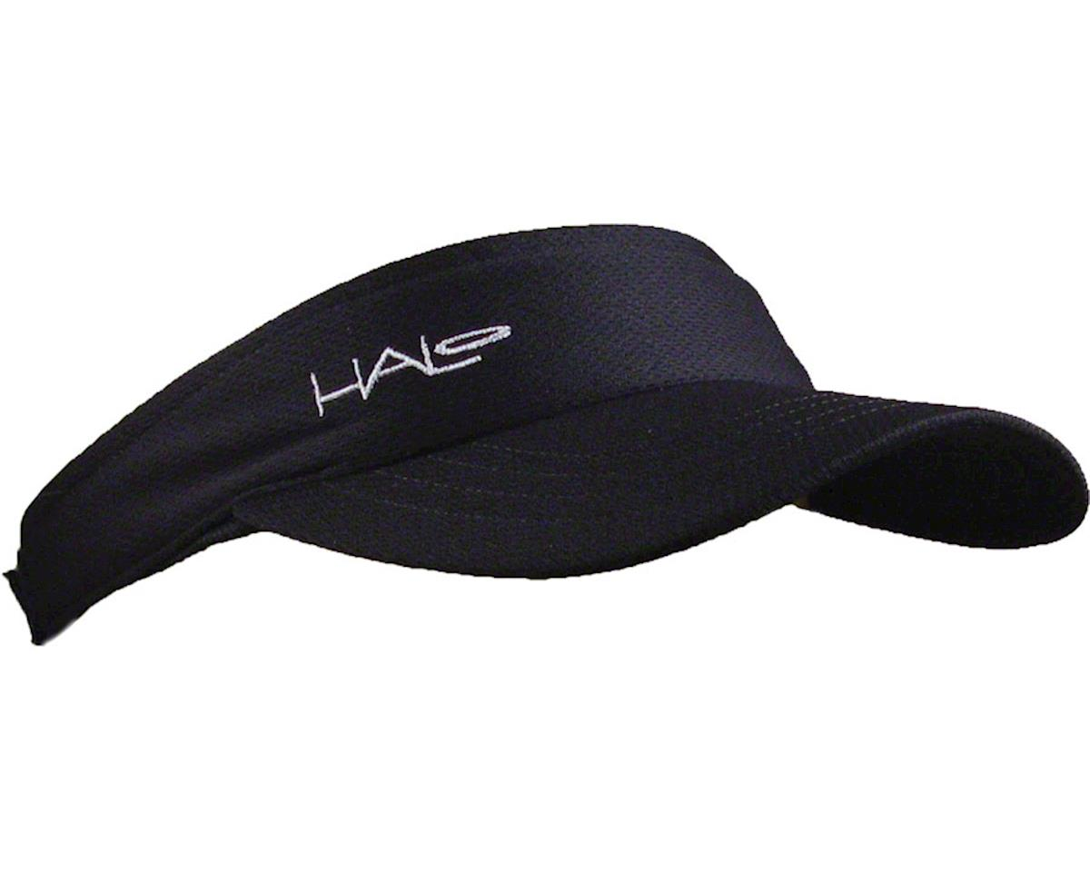 Halo Headbands Sport Visor (Black) (One Size)