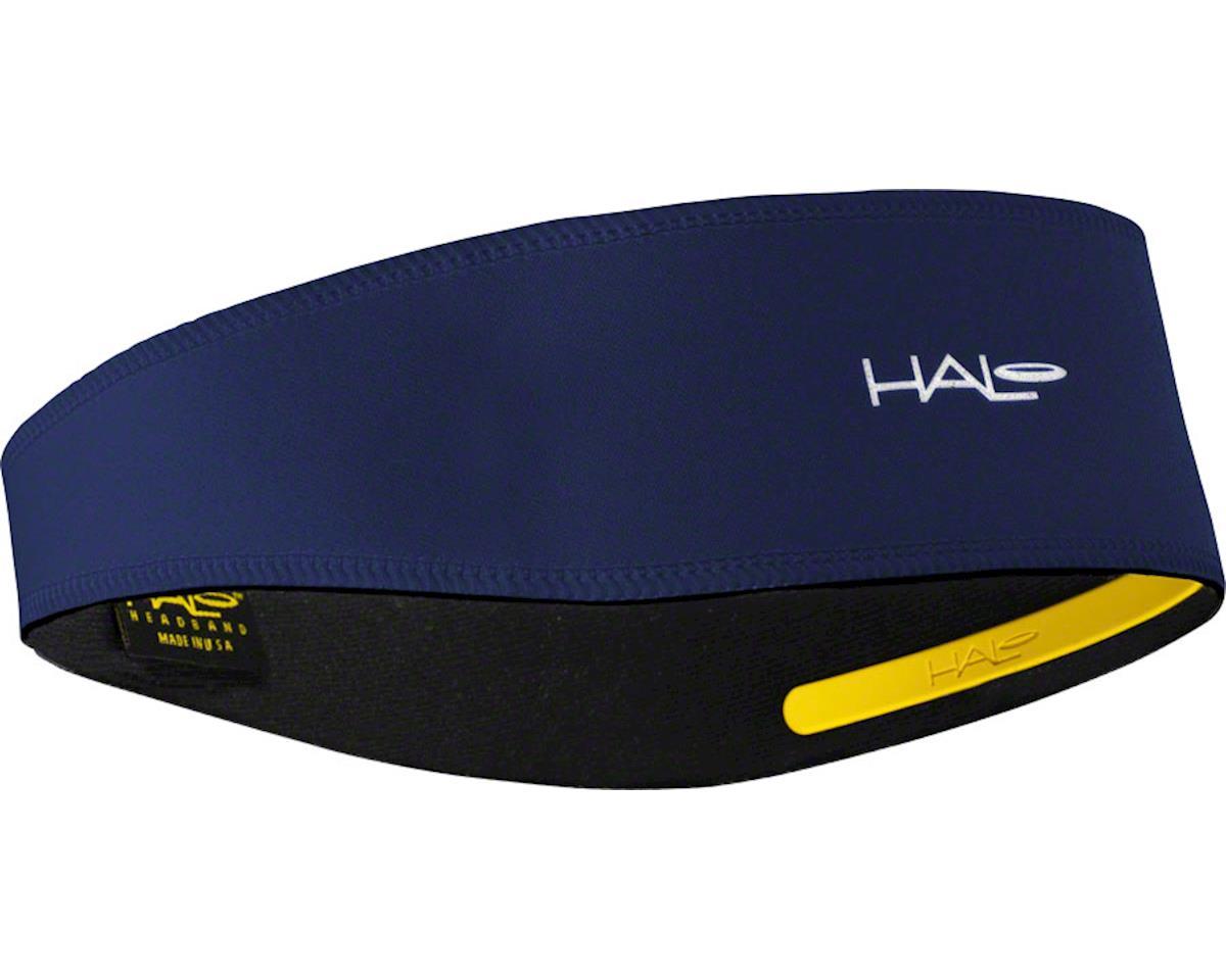 Halo Headbands II Pullover Headband (Navy Blue) | alsopurchased