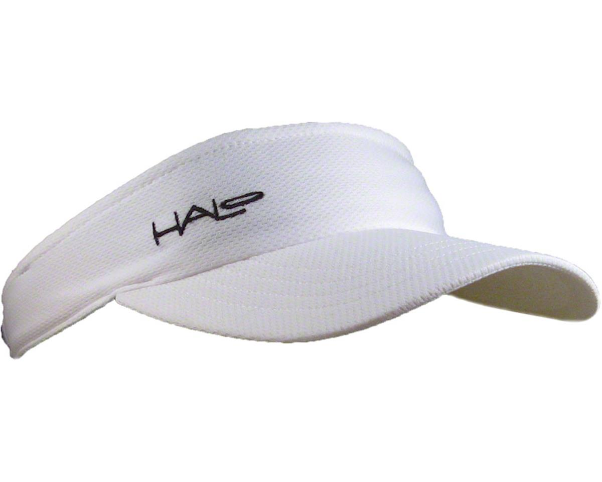 Halo Headbands Sport Visor (White) (One Size)