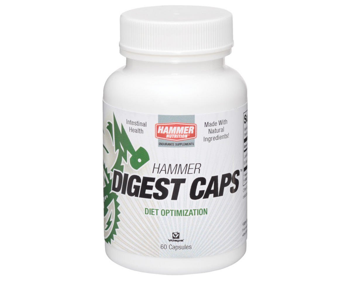 Hammer Nutrition Digest Caps Capsules (60)