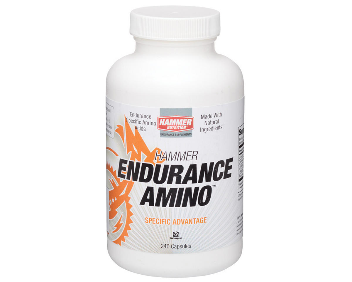 Hammer Nutrition Endurance Amino (240 Capsules)