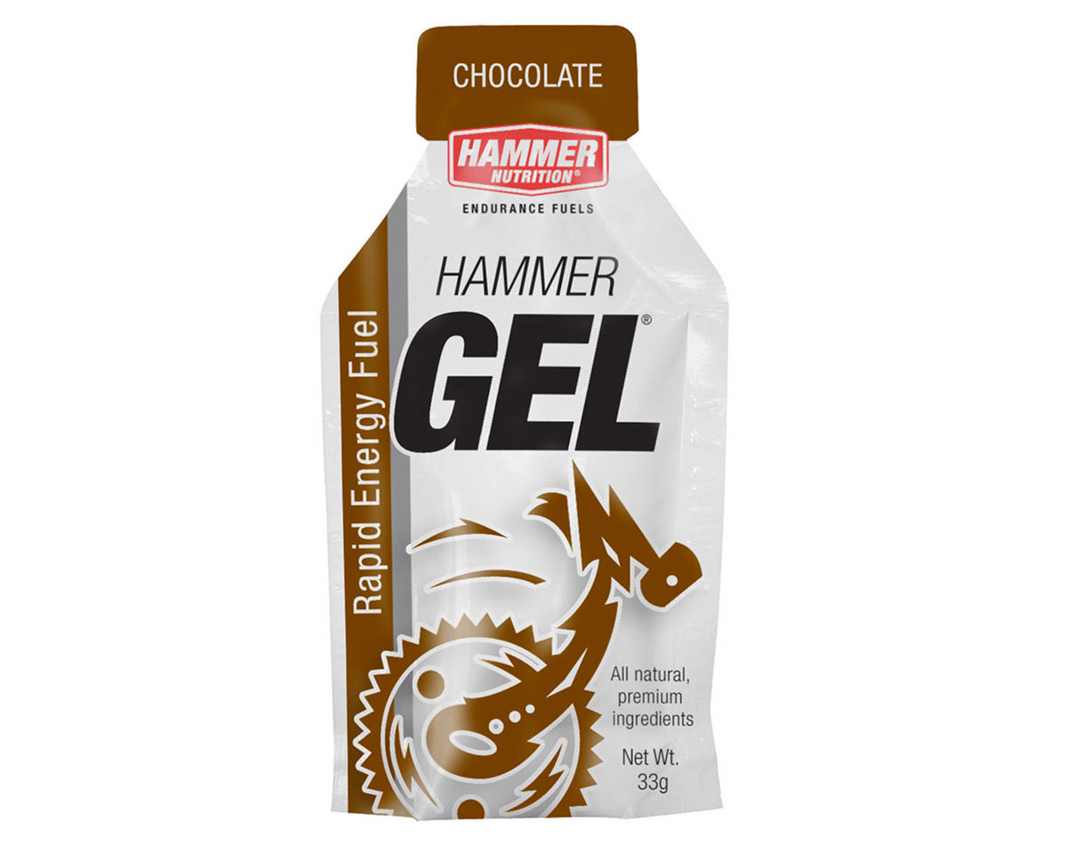 Hammer Nutrition Hammer Gel  (24 Pouch Box) (Chocolate)