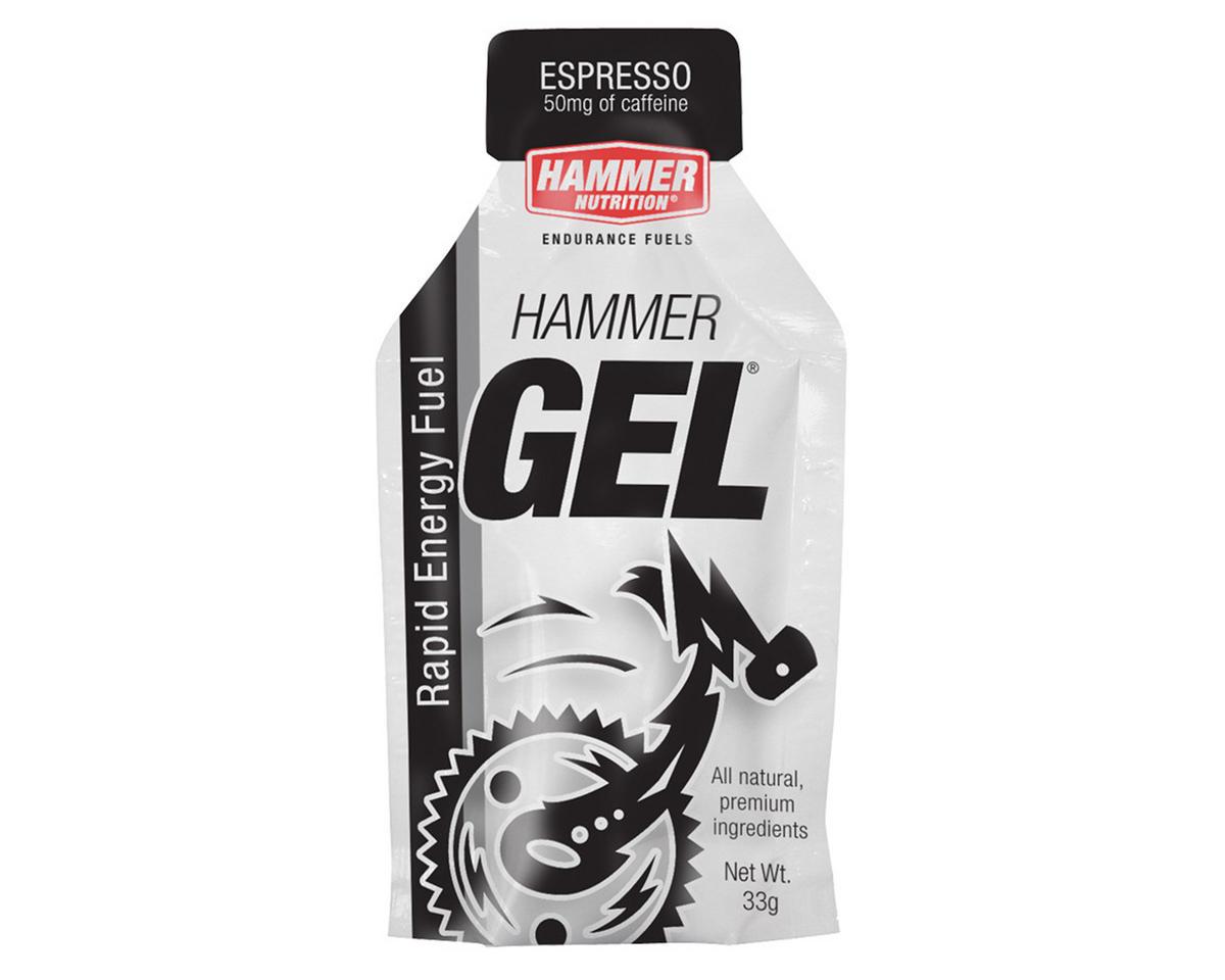 Hammer Nutrition Hammer Gel  (24 Pouch Box) (Espresso)