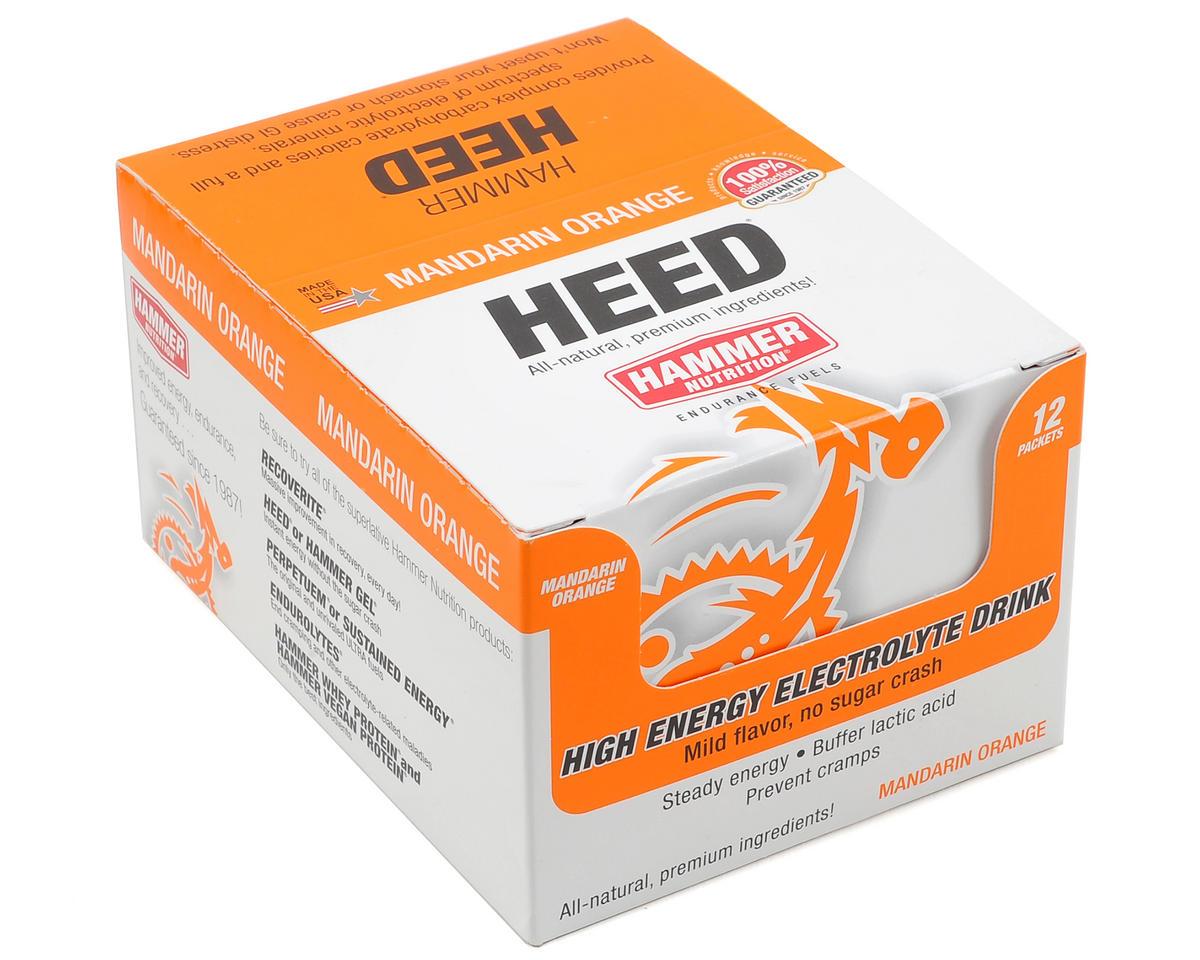 Hammer Nutrition HEED Single Serving Packet (12) (Orange)