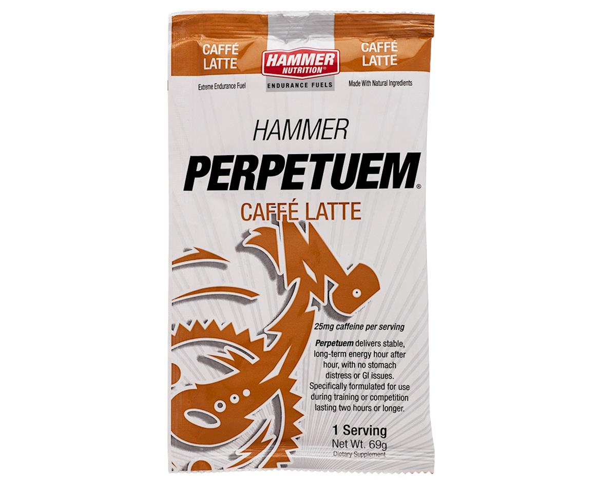 Hammer Nutrition Perpetuem Single Serving Packet (Caffe Latte) (12)