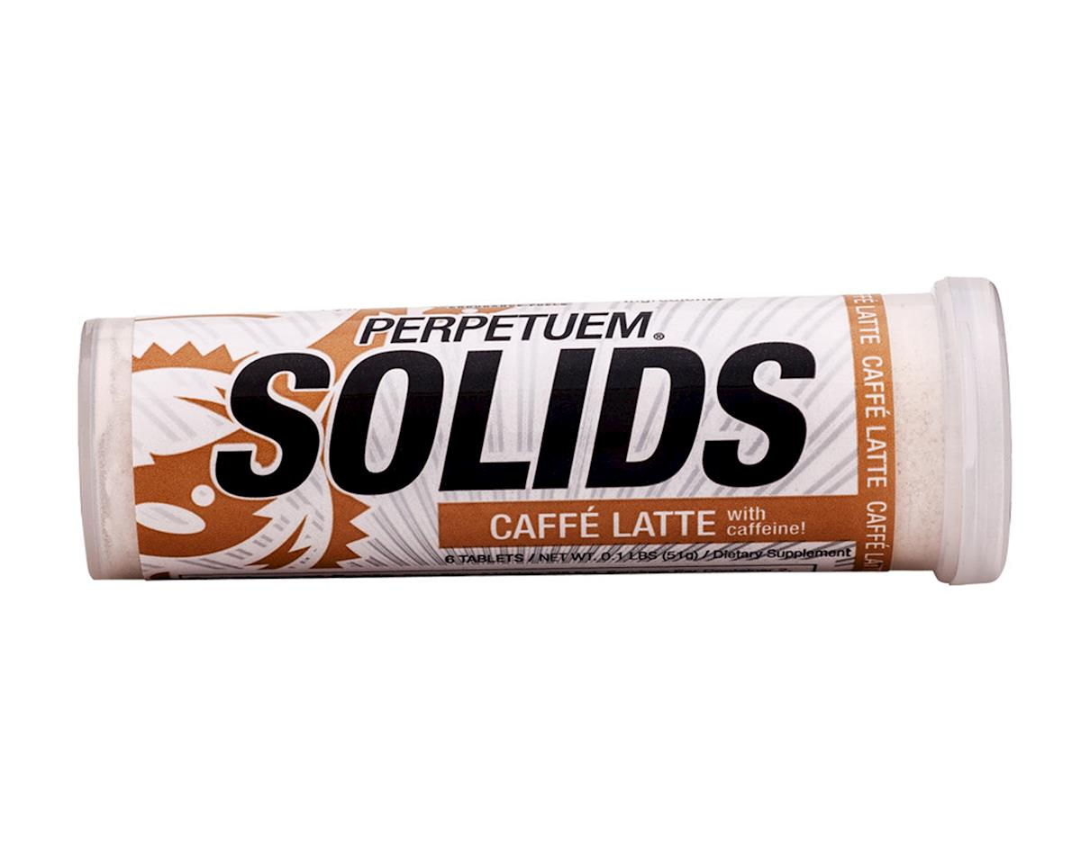 Hammer Nutrition Perpetuem Solids  (6-Tablet Tube) (Caffe Latte) (12)