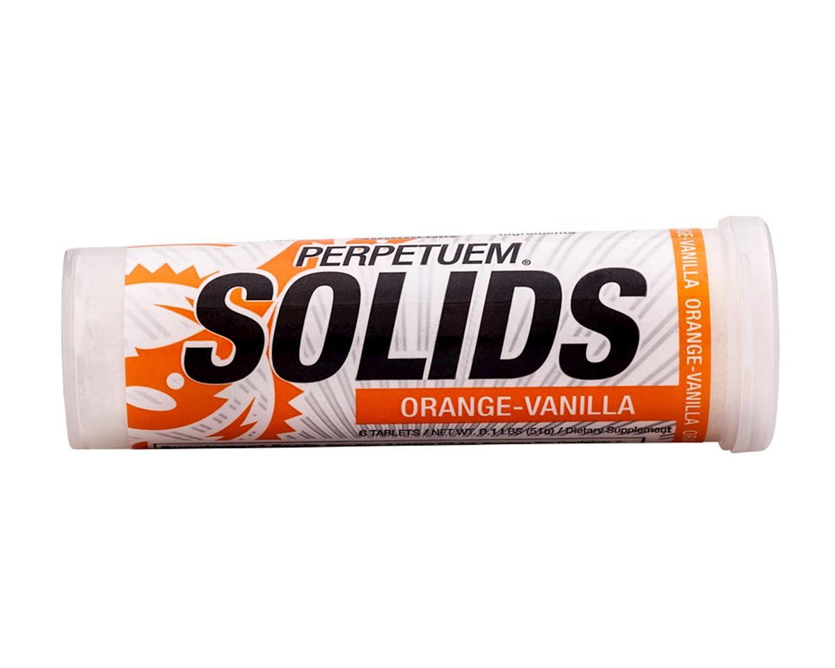 Perpetuem Solids  (6-Tablet Tube) (Orange Vanilla) (12)