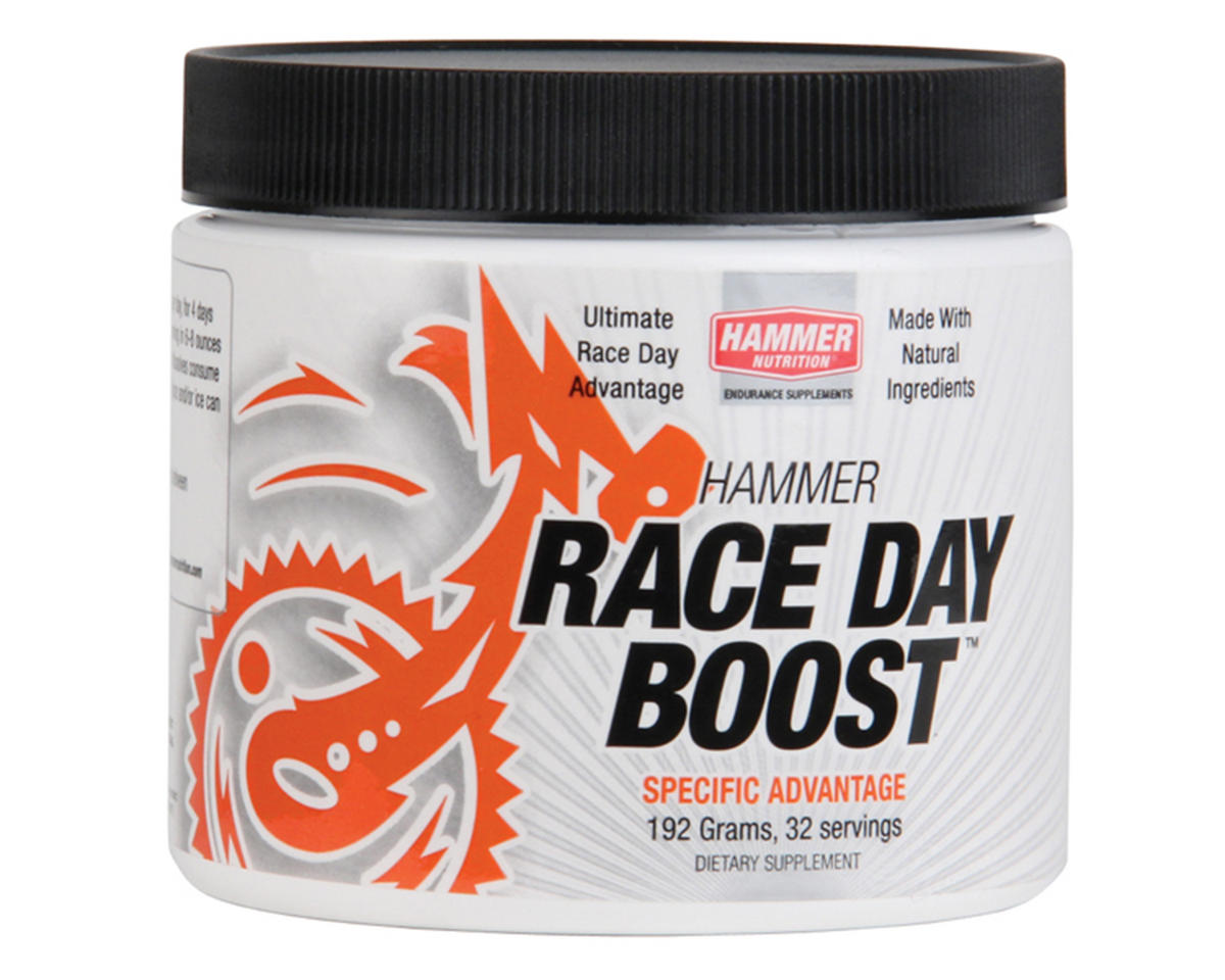 Hammer Nutrition Race Day Boost (32 Serving)