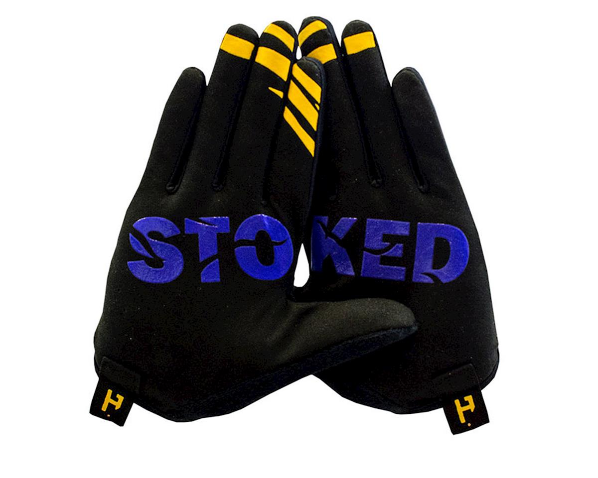 Handup Gloves (Psychedelic Zebra) (S)