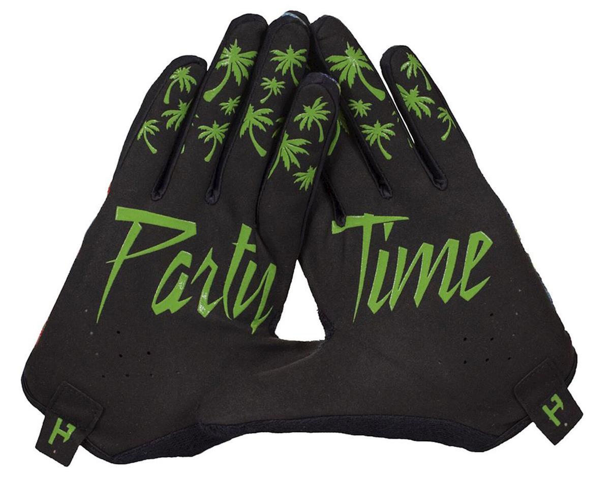 Handup Party Time (OG Floral - Black/Green/White) (XL)