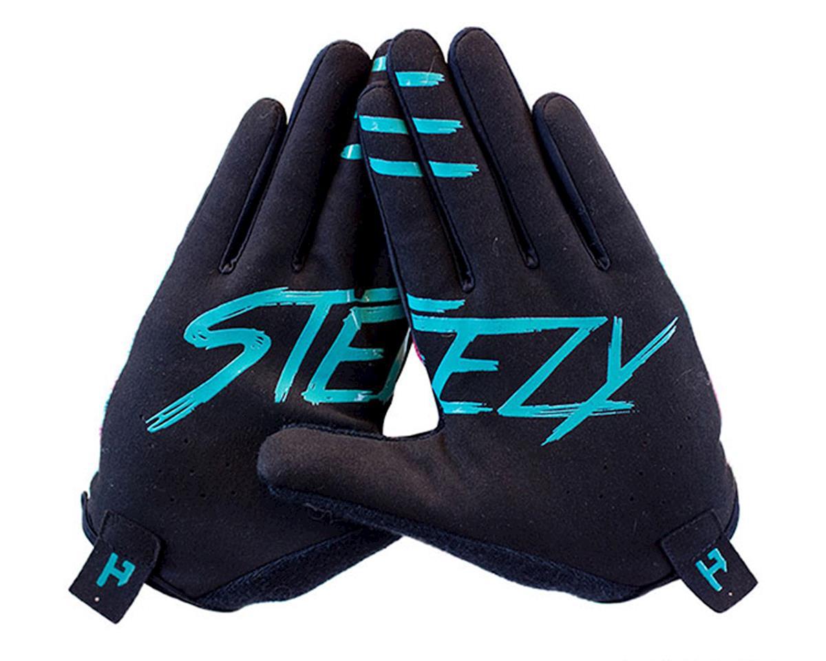 Handup Lava Lamp - Steezy Gloves (Blue/Pink/Purple) (2XL)