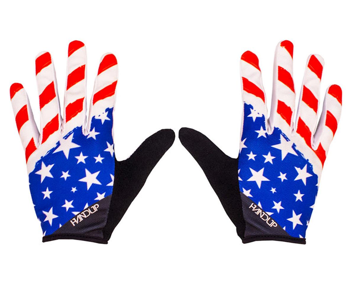 Image 1 for Handup Original 'MERICAS - USA Gloves (Red/White/Blue) (S)