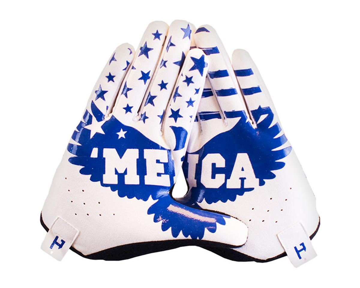 Image 2 for Handup Original 'MERICAS - USA Gloves (Red/White/Blue) (S)