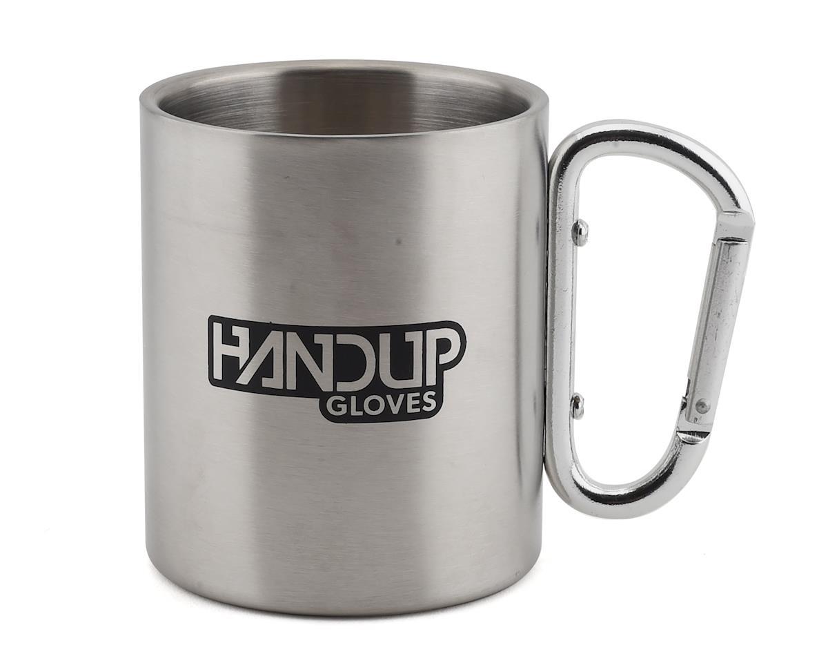 Handup Titanium Dangle Mug (Made of 100% Stainless Steel) (10oz)