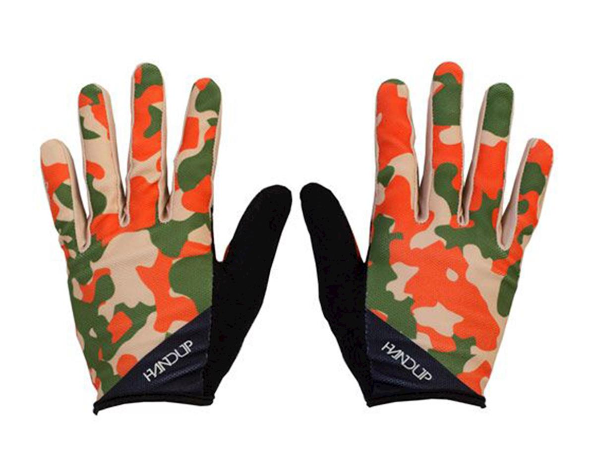 'Merica Gloves (Tan Camo - Tan/Orange/Olive)
