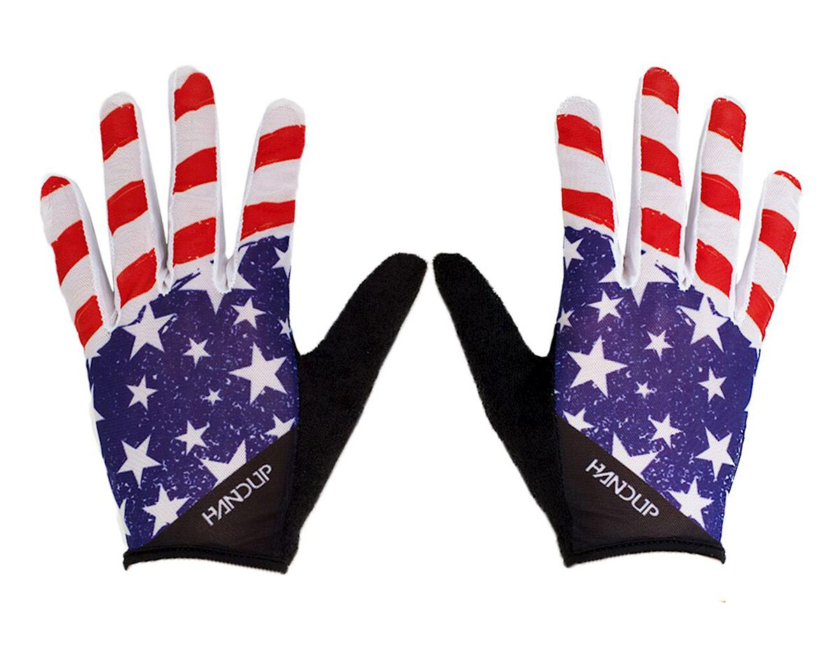 'MERICA Lite Gloves (USA - Red/White/Blue)