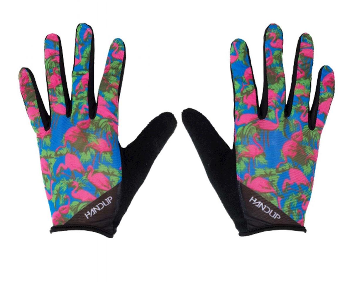 Party Time Lite Gloves (Flamingo - Pink/Green/Blue)