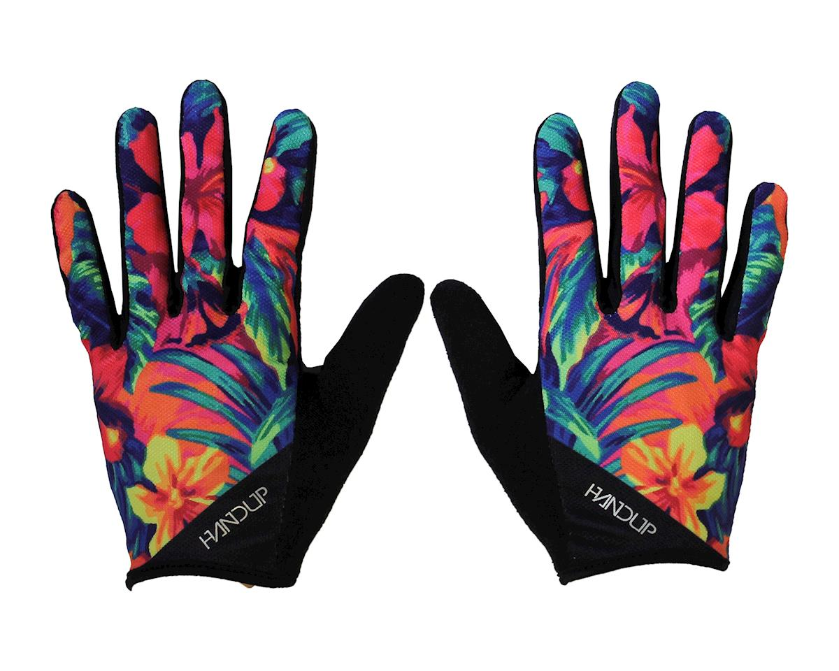 Party Time Gloves (The Miami - Pink/Orange/Navy)