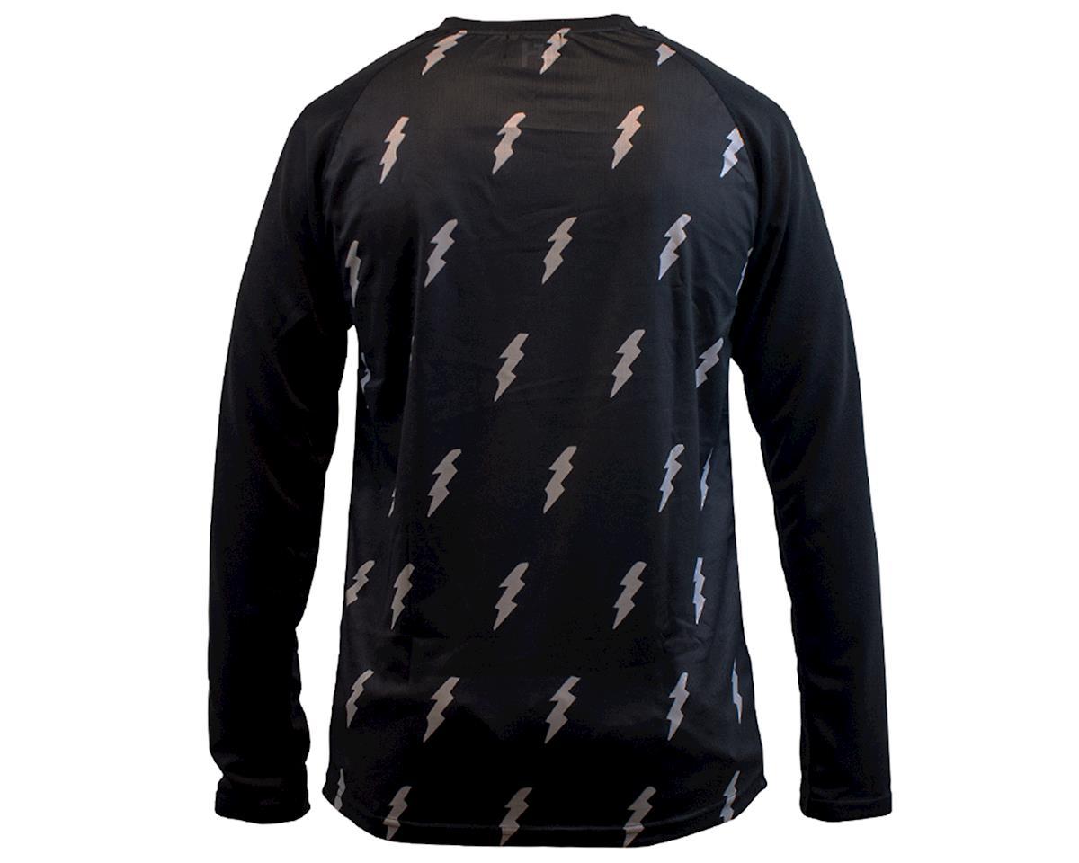 Handup Long Sleeve Jersey (Blackout Bolts) (L)