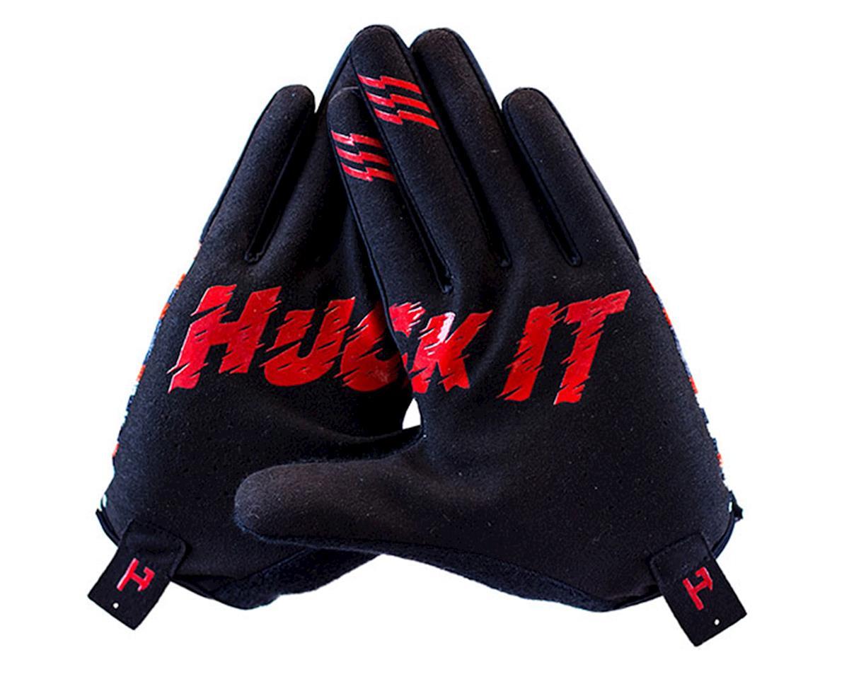 Handup The Analog - Huck It Gloves (Black/Orange/White/Grey) (S)