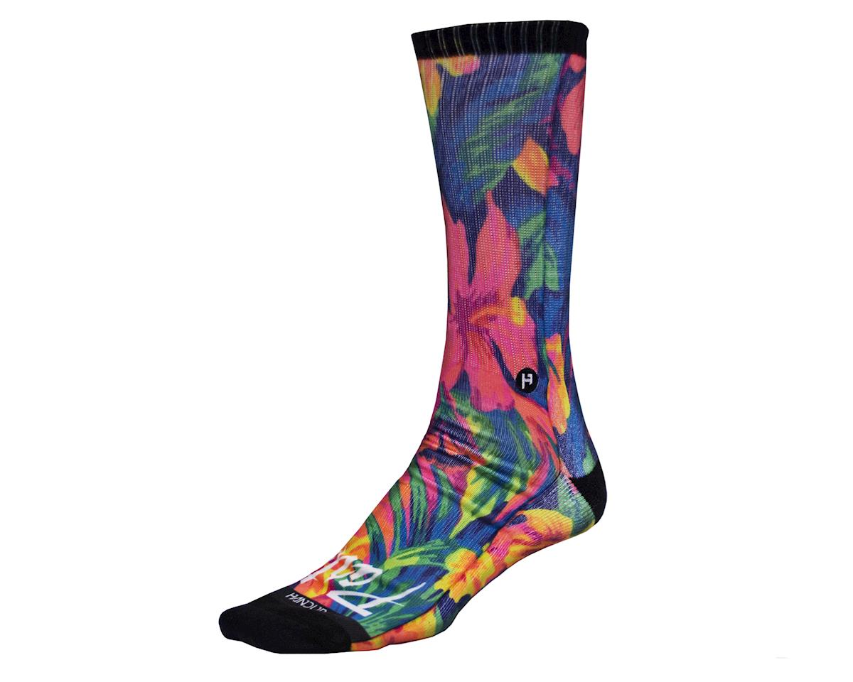 Handup Party Time Foot Down Socks (The Miami)