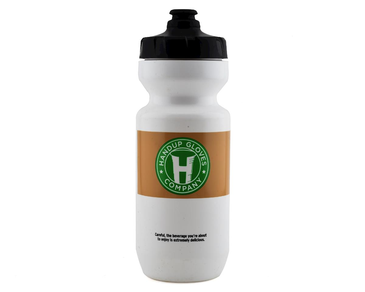 Handup Coffee Cup Water Bottle (22oz)