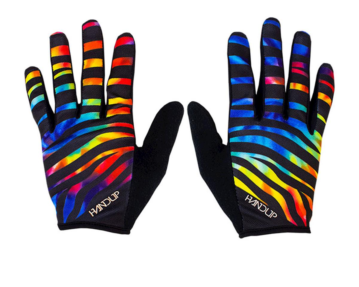 Handup Gloves (Psychedelic Zebra)