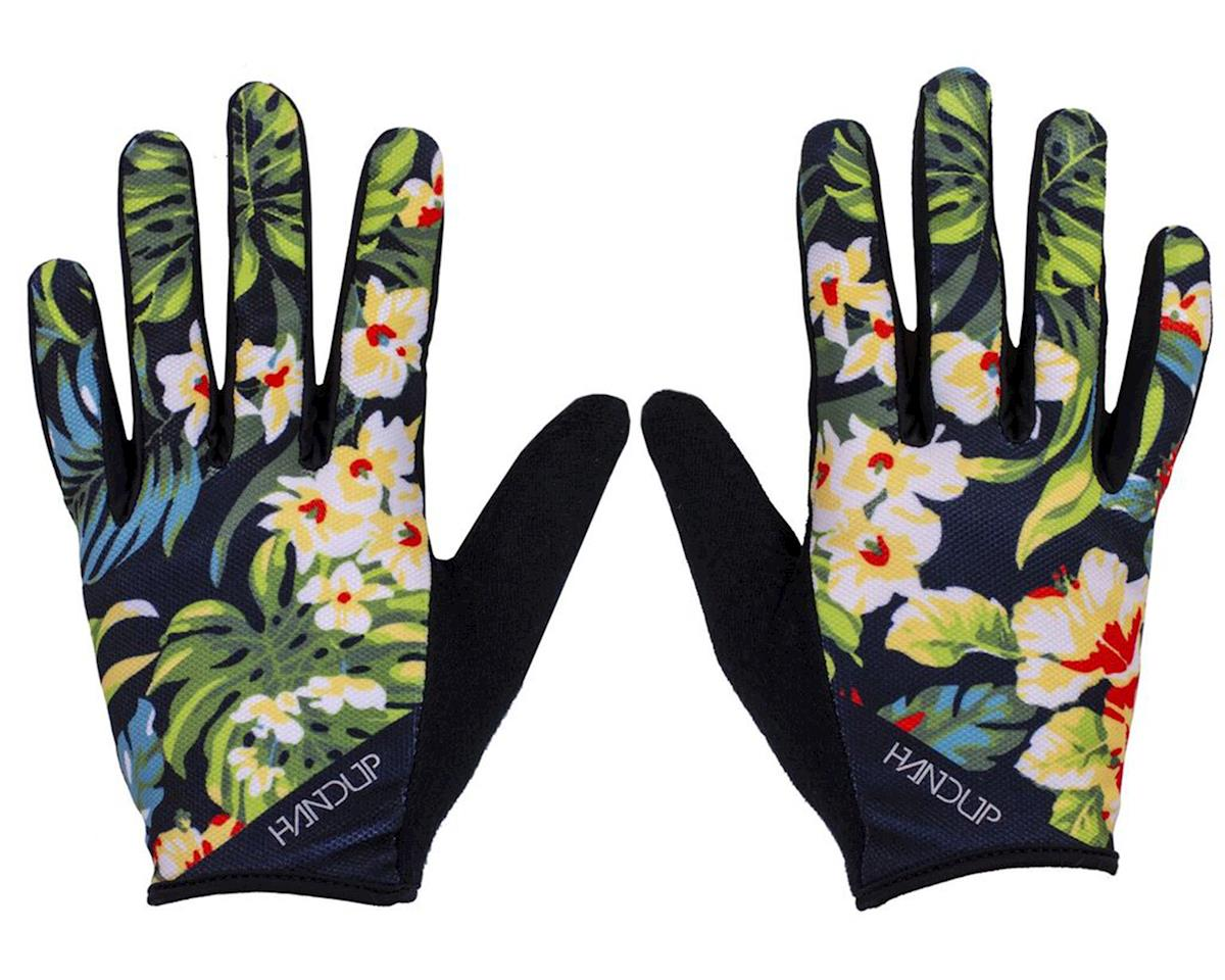 Handup Party Time (OG Floral - Black/Green/White)