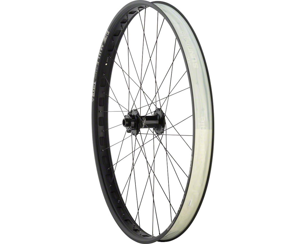 Sun Ringle MULEFUT 50 Front Wheel: 27.5+ 15 x 110mm Black