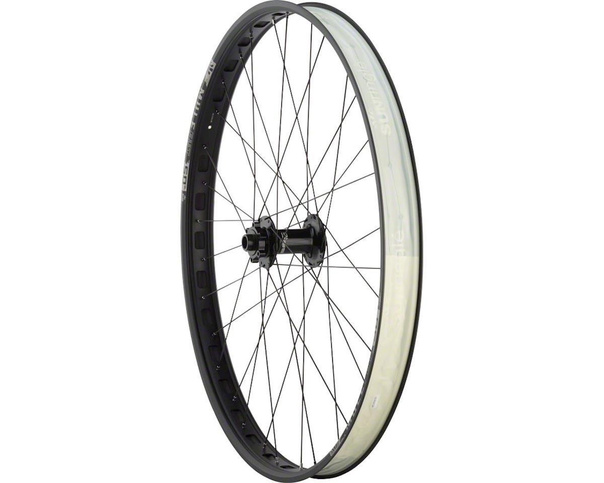 Sun Ringle MULEFUT 50 Front Wheel: 29+ 15 x 100mm Black