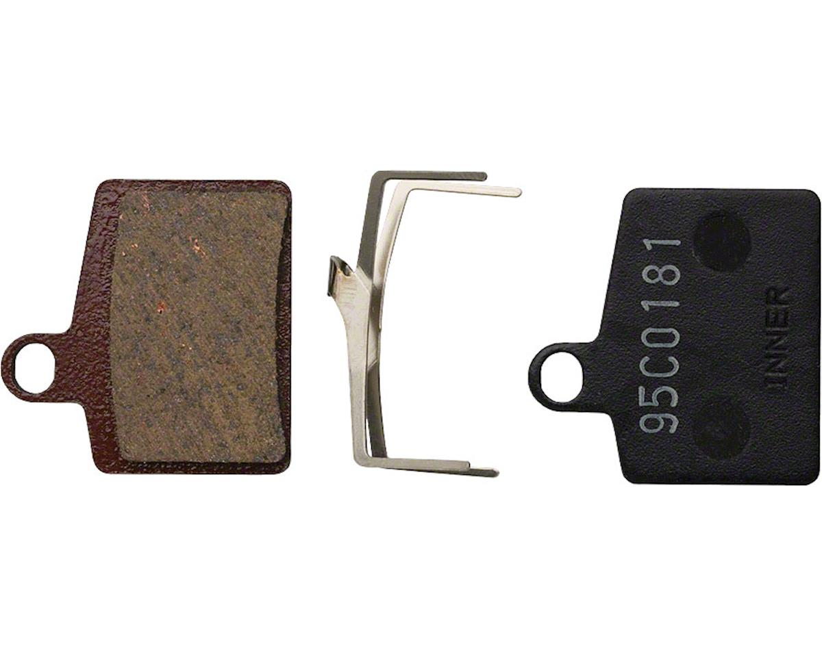 Semi-Metallic Disc Brake Pads for Dyno, Stroker Ryde, Radar, Prime Sport