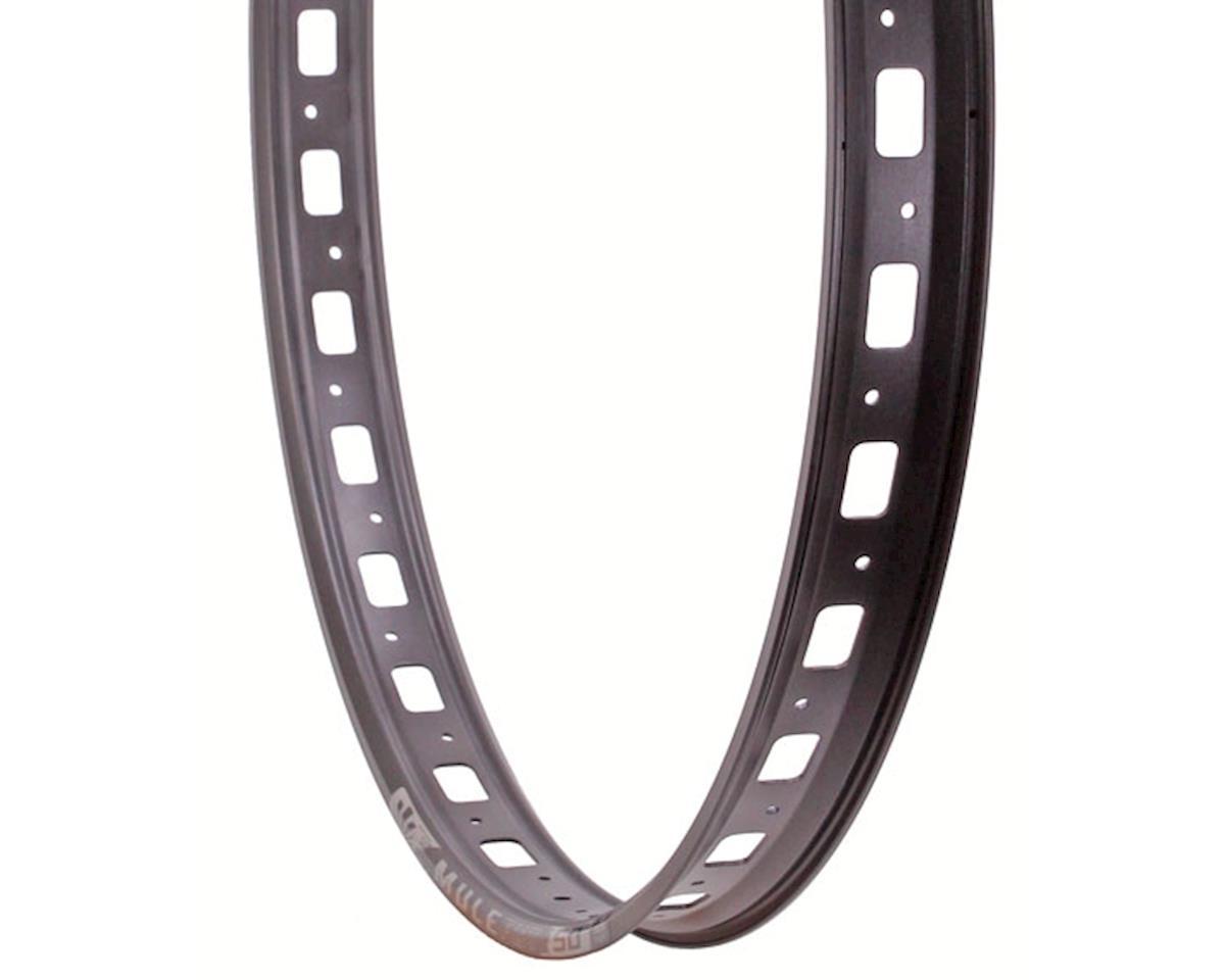 Hayes Sun Ringle Mulefut 50 SL Rim: 27.5+ 32h, Black