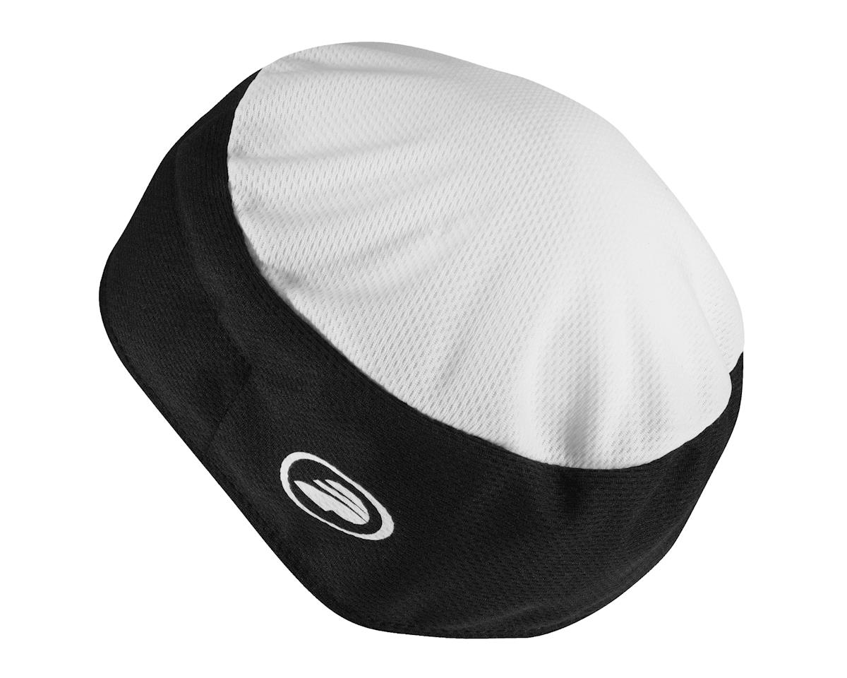 Performance Evap Cap II (Black/White) (One Size)